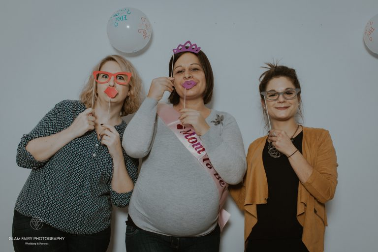 Glam Fairy Photography Photographe Baby shower Paris